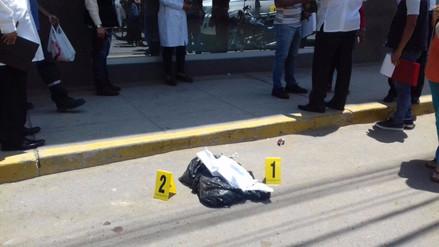 Hallan hígado humano en exteriores de clínica en Chiclayo