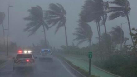 Videos   Así se registra el paso del huracán Irma en el Caribe