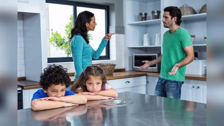 ¿Cómo manejar la rutina afectiva con los hijos cuando se está separado?