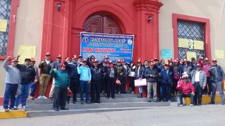 Cerca de mil audiencias suspendidas por paro de trabajadores judiciales