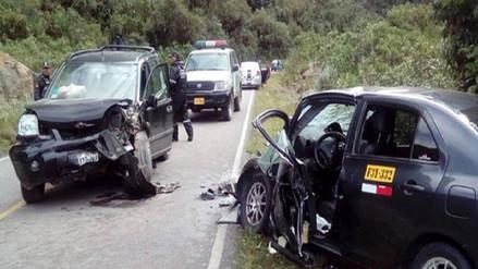 Accidentes de tránsito se incremento en 20% en Cusco
