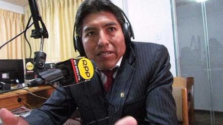 Juzgado aceptó recurso de apelación del encarcelado alcalde de Puno
