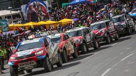 Las Ferias serán la gran novedad del Dakar 2018 que iniciará en Perú