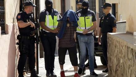 Desmantelan una célula yihadista con nexos en Marruecos y España