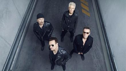 U2 publica en YouTube el primer sencillo de su último disco