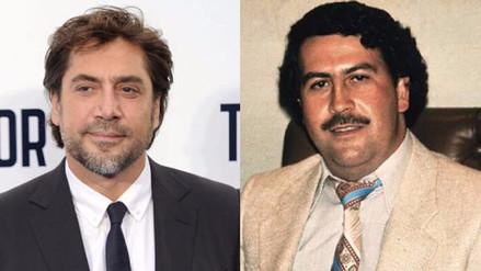 YouTube   Así se ve Javier Bardem como Pablo Escobar