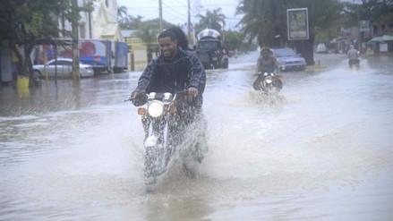 Huracán Irma deja sin electricidad a más de 34,500 personas en República Dominicana