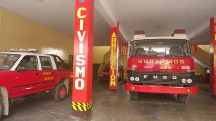 Bomberos de Chiclayo se quedaron sin ambulancia