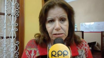 Trujillo: Lourdes Flores confía en un correcto proceso de reconstrucción