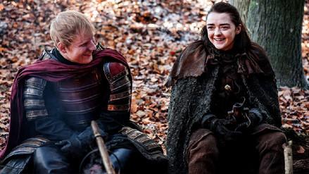 Game of Thrones: Ed Sheeran cree que su personaje está muerto