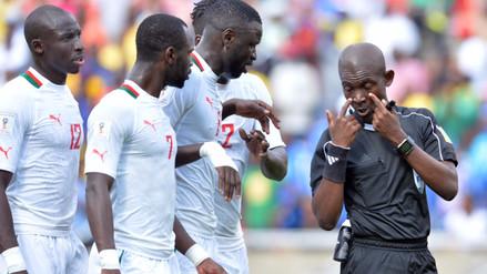 FIFA ordenó que el Senegal vs. Sudáfrica se juegue de nuevo por mal arbitraje