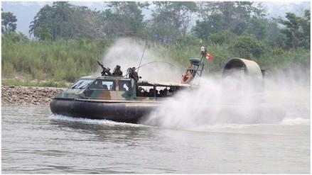 Vraem | Hallan cuerpos de soldados desaparecidos en el río Ene
