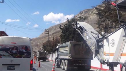Este lunes se restablece el tránsito en Atico tras fuerte sismo