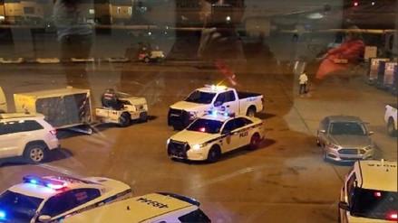 Un tiroteo se reportó en el aeropuerto internacional de Miami