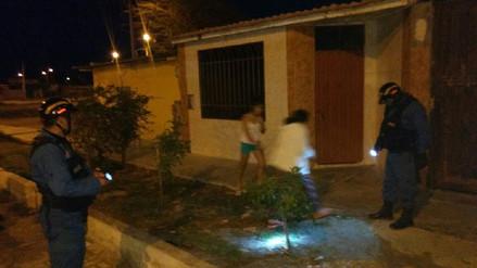 Desconocidos disparan contra casa de dirigente de Construcción Civil