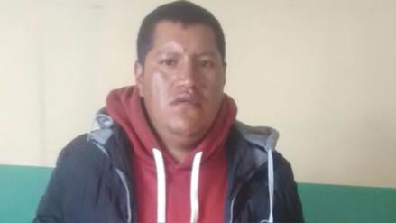 Capturan a presunto asesino de adolescente en Macusani