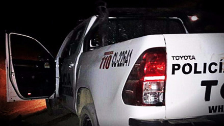 Atacantes que emboscaron a Policías en Huancavelica habrían robado sus armas