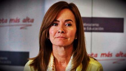 Nuevo Perú presentará moción de censura contra Martens si no renuncia al Minedu