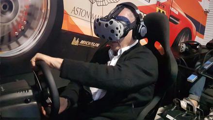 Conoce Virtual X, el centro de juegos de realidad virtual