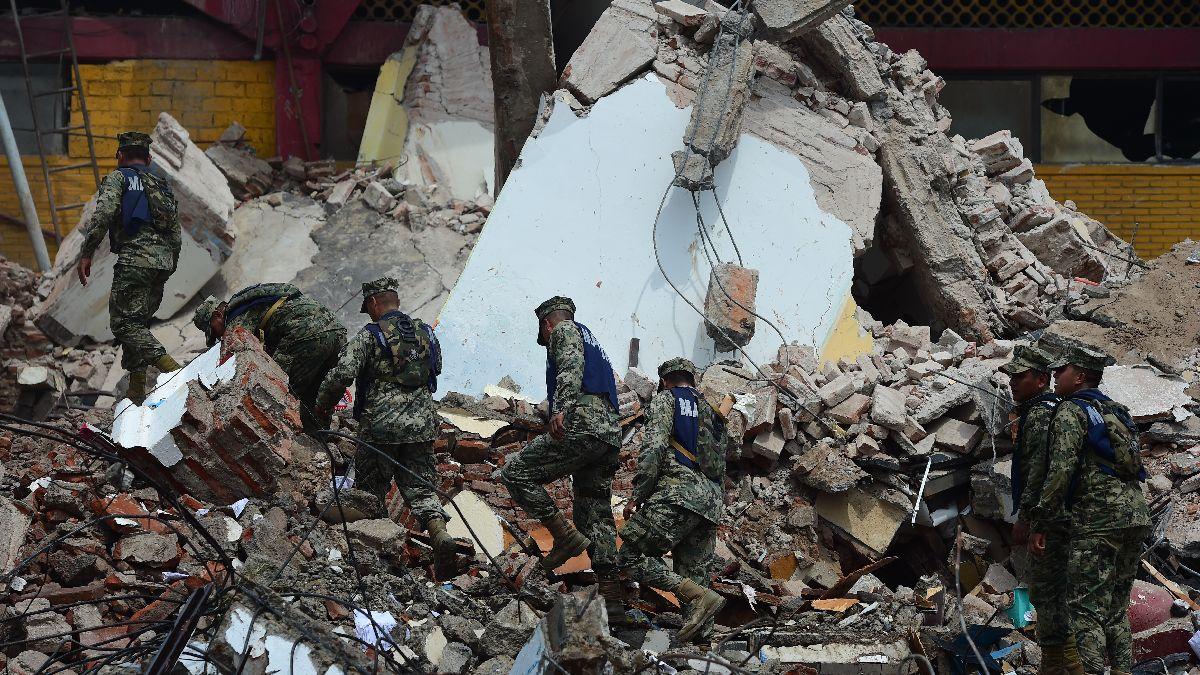 Un terremoto de 8.2 de magnitud sacudió México y dejó al menos 90 muertos