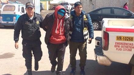 Encarcelan a hombre acusado de violar y asesinar a menor en Macusani