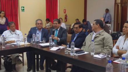 Ministro de Agricultura defiende propuesta de descolmatación de río Piura