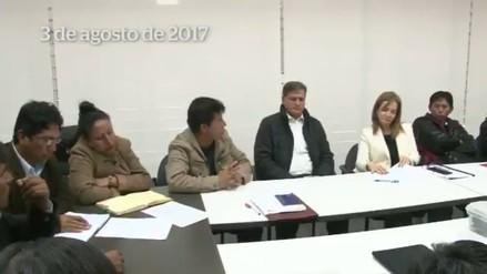Marilú Martens mostró un video de su reunión con Pedro Castillo