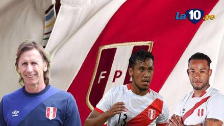 10 jugadores que hizo debutar Ricardo Gareca en la Selección Peruana
