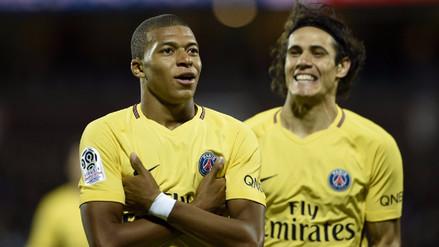 Kylian Mbappé fue bautizado como 'Donatello' por sus compañeros del PSG
