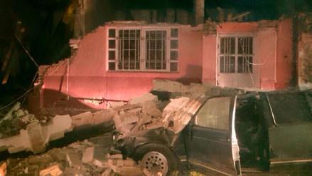 Fotos | Las destrucción y desolación que dejó el terremoto en México