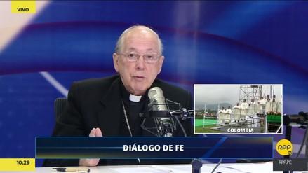 """Cipriani: """"Ya hay 20 mil voluntarios para la Guardia del Papa en el Perú"""""""