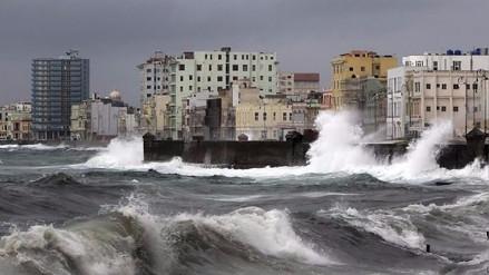 Audio | Irma toca tierra en el norte de Cuba como huracán de categoría 5