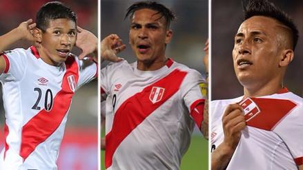 Este es el precio de cada jugador de la Selección Peruana