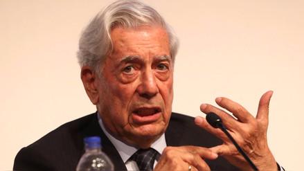 """Mario Vargas Llosa: """"El caso de los Humala no lo veo con tanta claridad todavía"""""""