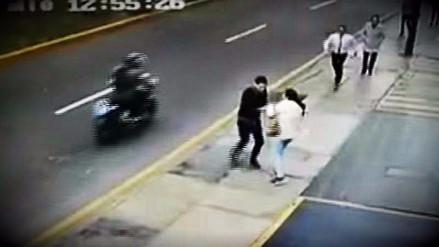 Un joven frustró asalto al paso en Magdalena y se enfrentó a ladrón
