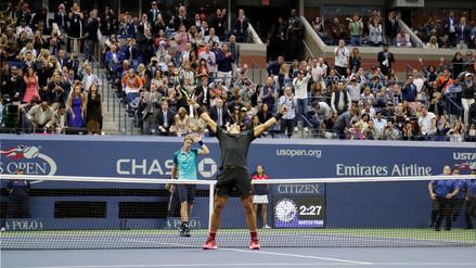Rafael Nadal se llevó el US Open tras derrotar a Kevin Anderson