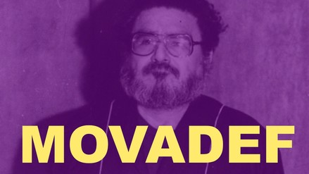 ¿Qué es el Movadef? La fachada política de Sendero Luminoso