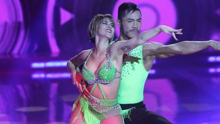 El Gran Show | Anahí de Cárdenas vuelve a brillar en la pista de baile