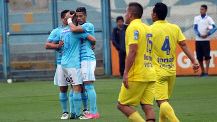 Sporting Cristal consiguió un empate con sabor a derrota ante Comerciantes