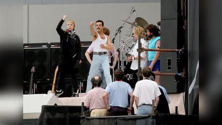 Fotos | más imágenes de Rami Malek como Freddie Mercury