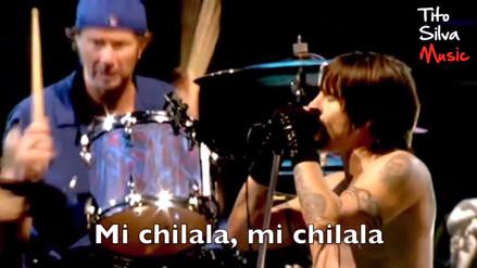 Facebook | Escucha a los Red Hot Chilli Peppers cantando 'Mi Chilala'