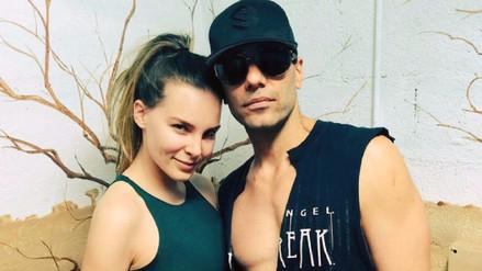 Belinda confirma en Twitter el fin de su relación con Criss Angel