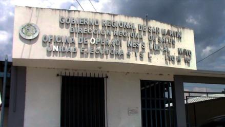 Investigan presuntos actos de corrupción en sub región de Salud Alto Mayo