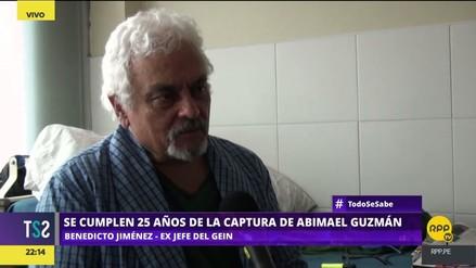Benedicto Jiménez: