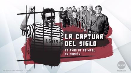 Especial | La captura del siglo: 26 años de Abimael Guzmán en prisión
