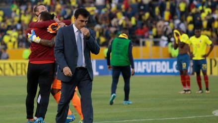 Gustavo Quintero no va más en Ecuador y Jorge Celico asume como DT