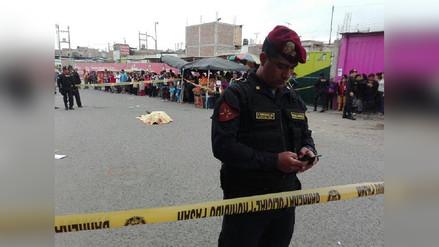 Trujillo: acribillan a taxista y a su suegra en Florencia de Mora