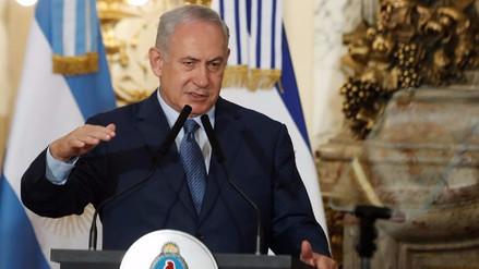Benjamín Netanyahu: