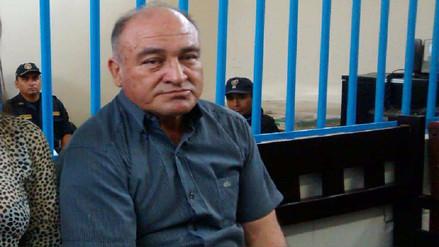 Roberto Torres decidido a declarar en más de 50 procesos judiciales