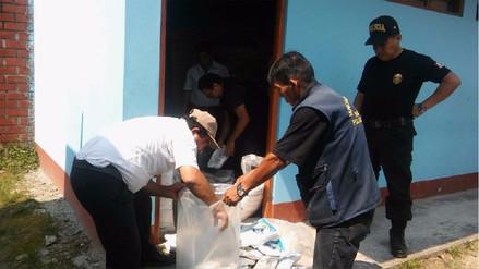 Fiscalía incauta harina de trigo vencida de Qali Warma